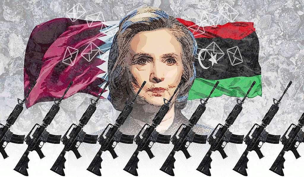 Presidenttiehdokas Hillary Clinton on Wall Streetin pankkiirien, Goldman Sachsin ja Israelin suosikki.
