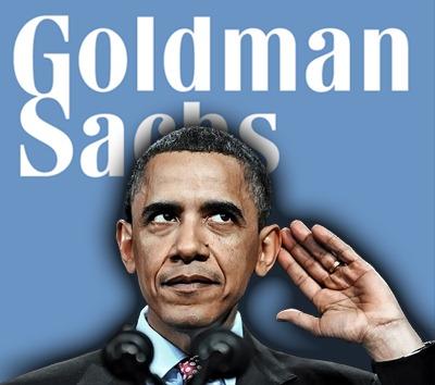 Goldman Sachs vaikuttaa poliittisiin päätöksiin.