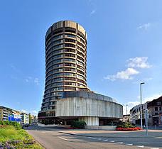 BIS pääkonttori Baselissa