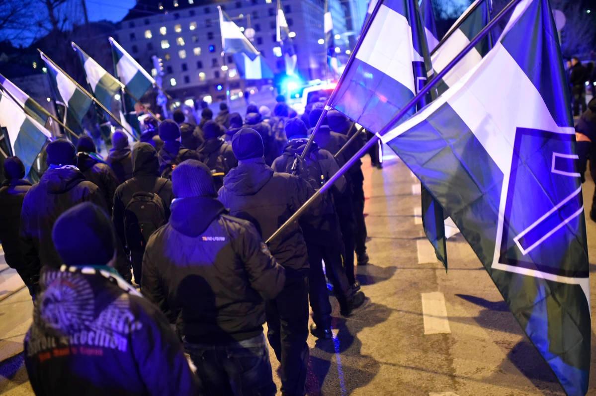 Poliisihallitus jätti kanteen Vastarintaliikkeen (PVL) lakkauttamiseksi.