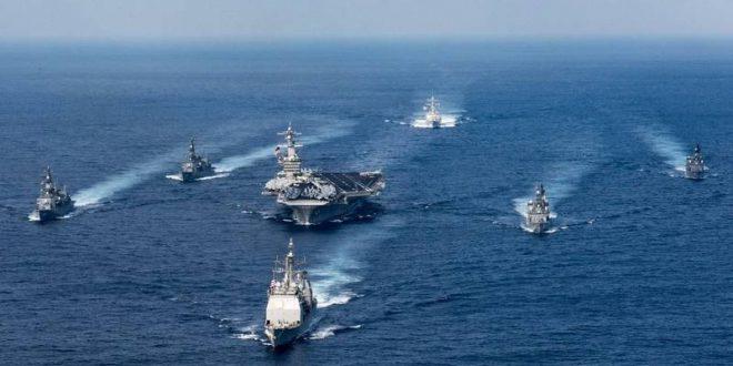 Yhdysvallat on siirtänyt sota-aluksiaan Pohjois-Korean tuntumaan.