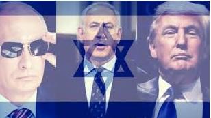 Putin sionismen och Trump