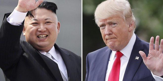 Kim och Trump