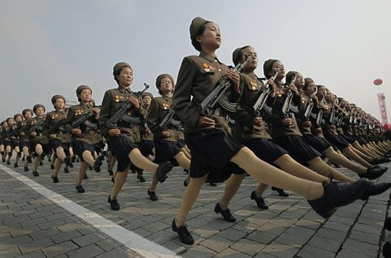 Pjongjang, Pohjois-Korea.
