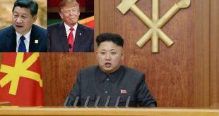 Pohjois-Korea kansikuva