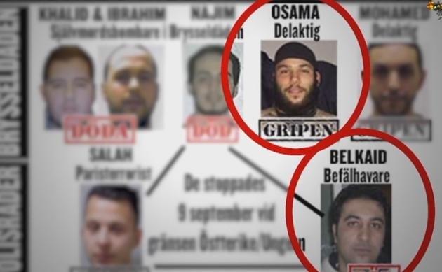 Sveriges regering gett de återvända ISIS-krigare skyddade identiteter, så att lokala samhället inte kan ta reda på vem dom är