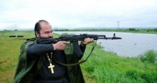 Pappi ja ase kuva