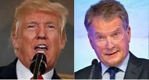 Trump ja Niinistö II