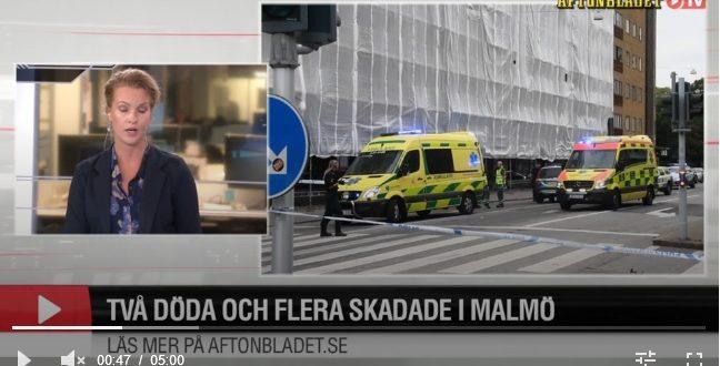 Malmösskjutning