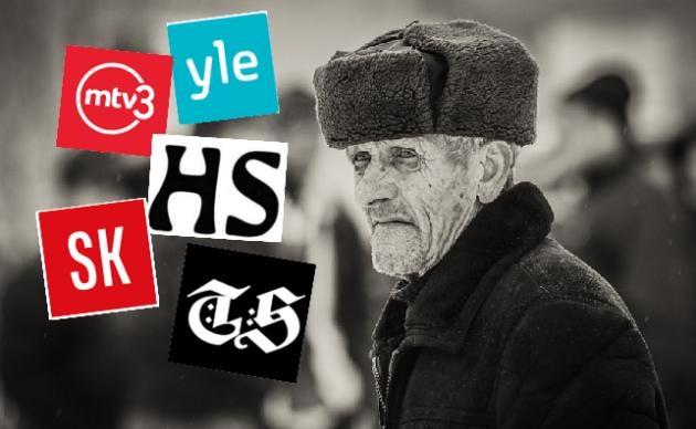 Yle MTV3 TR ja pettynyt mies