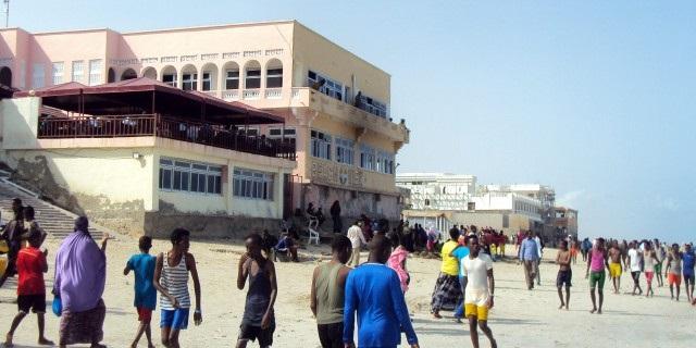 kuva Somaliasta
