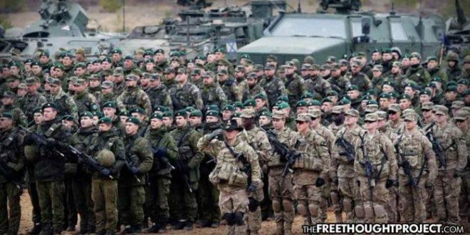 NATO 45 000