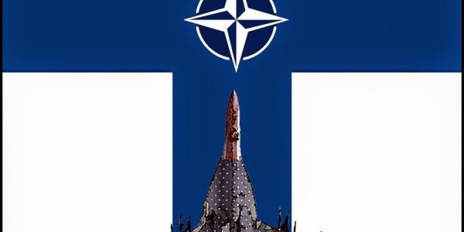 Kansikuva Nato vastaan Suomi