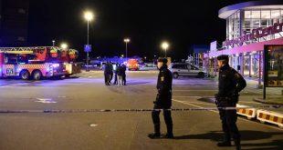 Malmön Rosengårdin edustalla räjähti