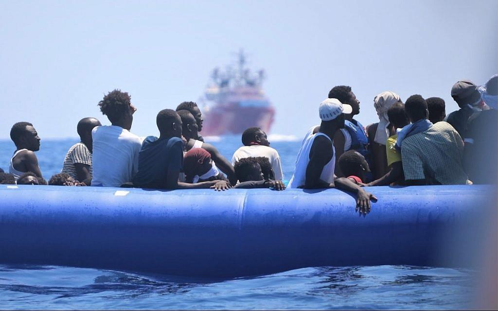 Juutalainen järjestö (CWB) tukee Eurooppaan kohdistuvaa maahanmuuttoa.