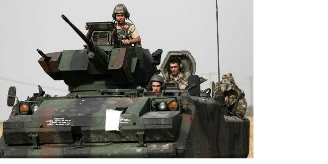 Turkin armeija