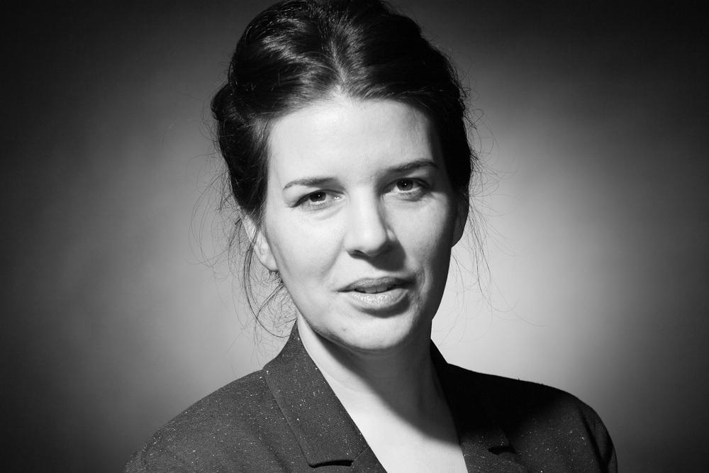 #Jagärhär ryhmän vetäjä toimittaja Kajsa Klein.