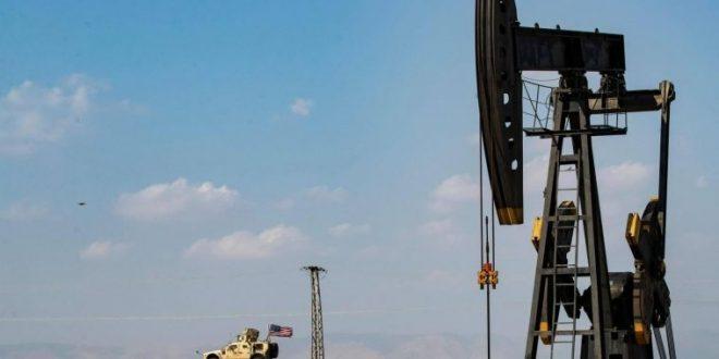 USA varastaa Syyrian öljyä