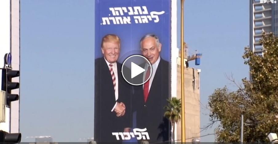 Trump och Netanhyaju