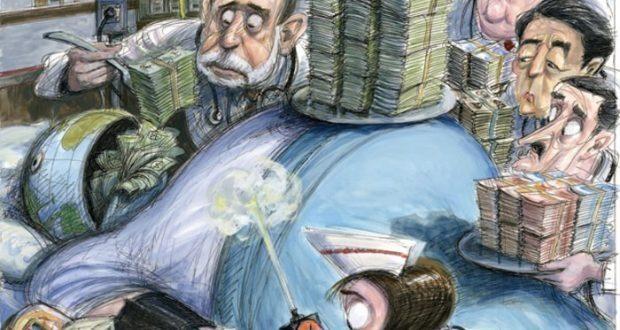 Globaali talouskriisi
