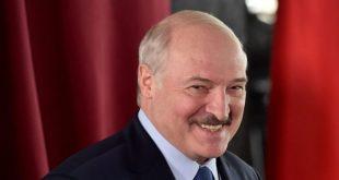 Valko-Venäjän presidentti Aleksandr Lukashenko.